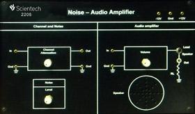 Noise Audio - Amplifier