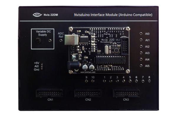 Nvisduino Interface Module (Arduino Compatible)