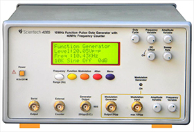 Pulse Data Generator Scientech 4065