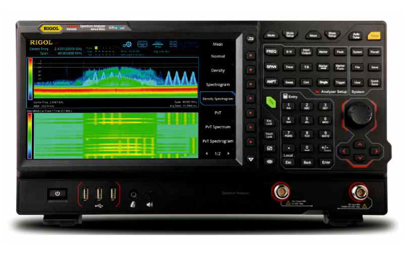 6.5 GHz Real Time Spectrum Analyzer