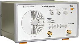 RF Signal Generator Scientech 1500