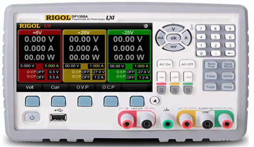 Rigol DP1000 Series Programmable Dc Power Supply