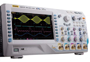 Rigol DS4000 Digital Oscilloscope