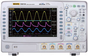 Rigol DS6000 Digital Oscilloscope
