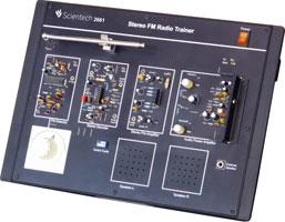 Stereo FM Radio Trainer