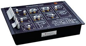 Analog Communication Lab Training Kits Manufactured By