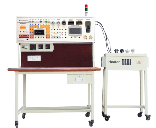 Temperature Measuring Workbench