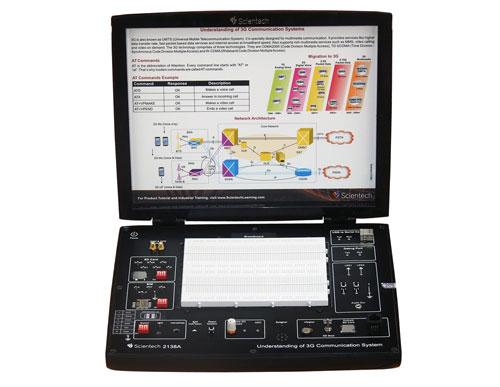 3G Mobile Phone Trainer Kit | 3G Communication System