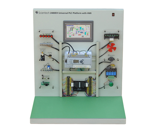 Universal PLC Platform(Allen Bradley) with HMI