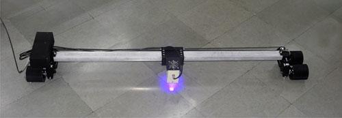 UV Curing Robot