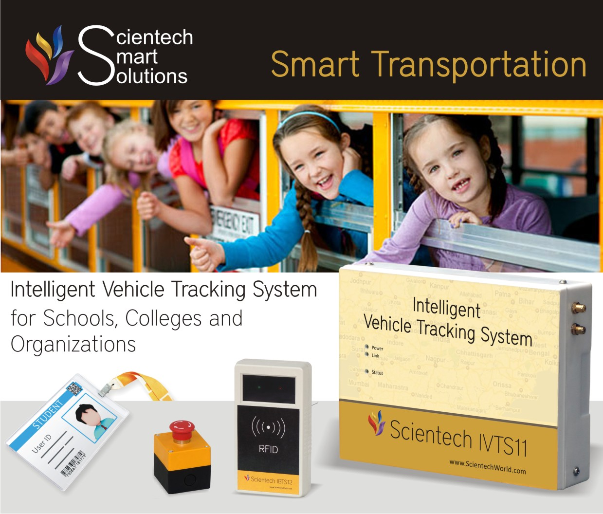 Scientech Smart Transport