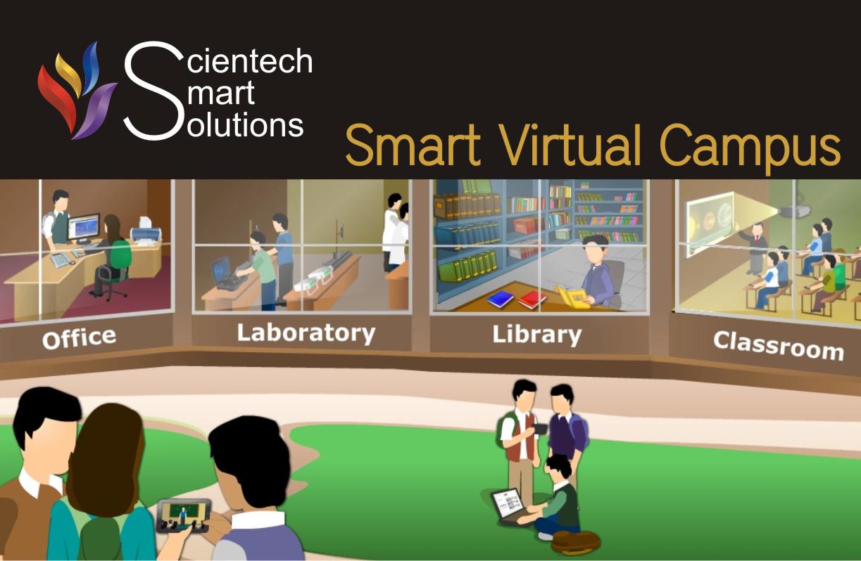 Scientech Smart Vcampus Solution