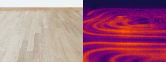 Inspect floor heating