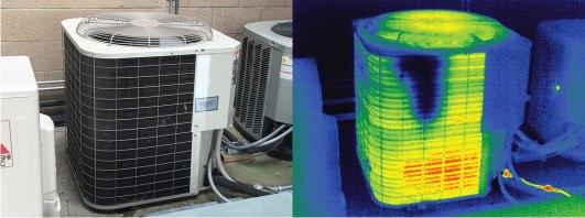 Thermal Refrigerant Leaks